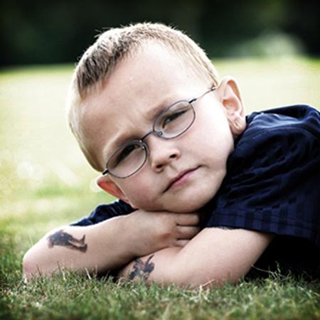 outdoor photography of children