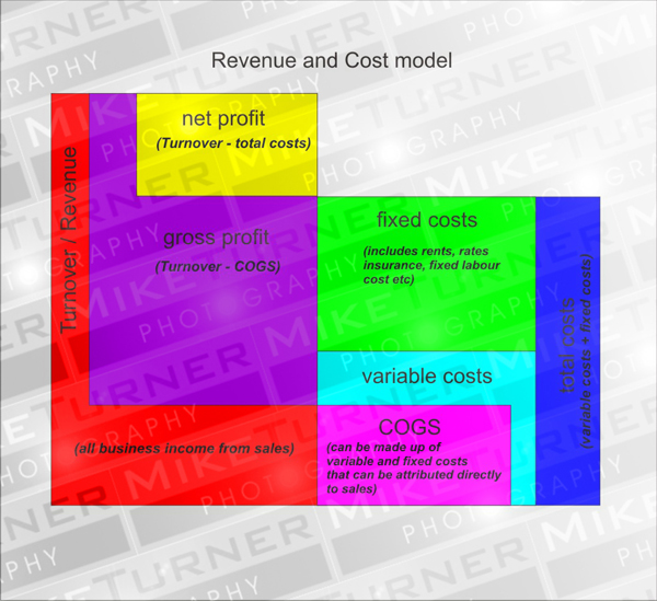 evenue-and-cost-model