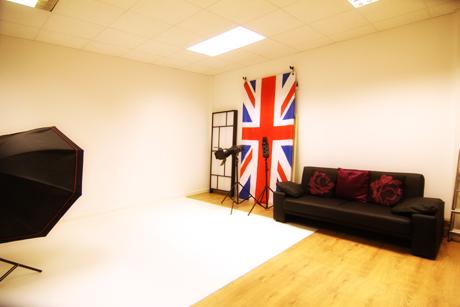 studio hire image