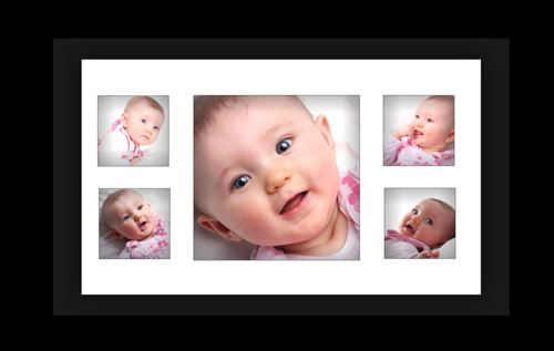 5 in 1 Multi Frame