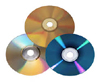 optical disc image