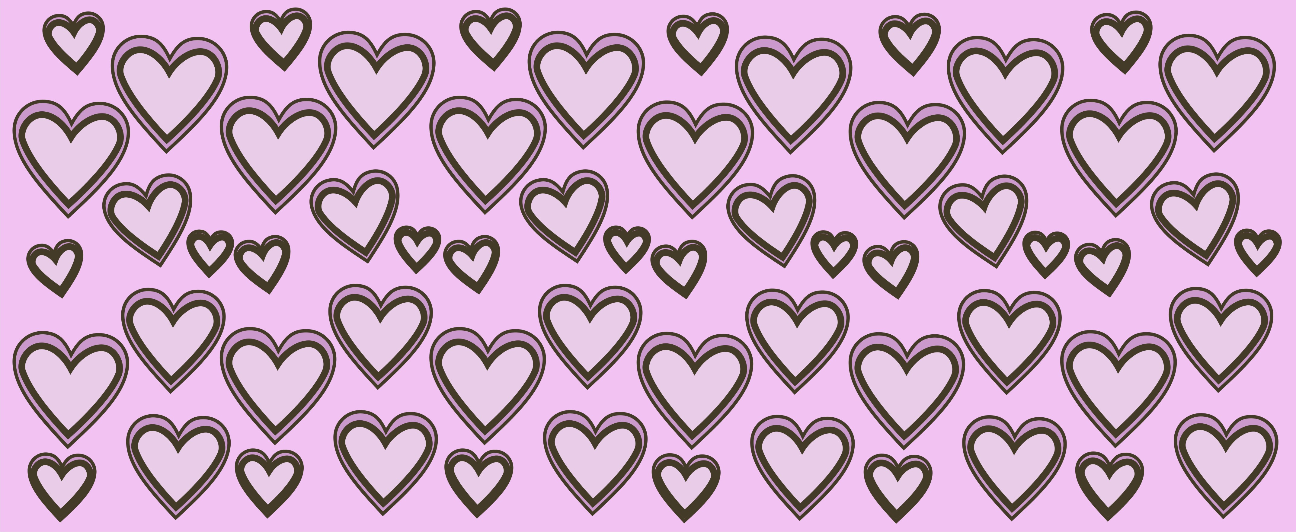 hearts wallpaper design from Mike Turner Photography