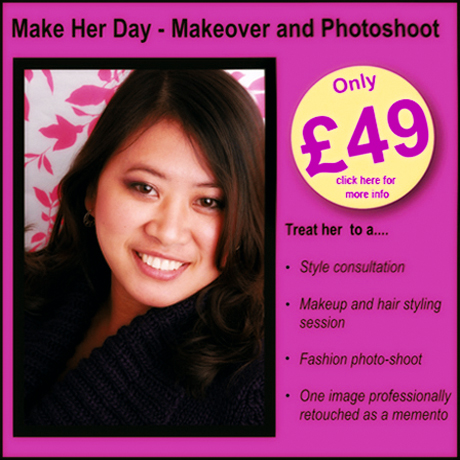 makeover photoshoots