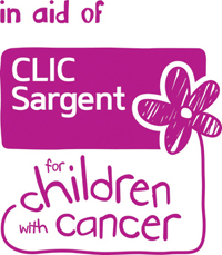 we are a raising money for CLIC Sargent