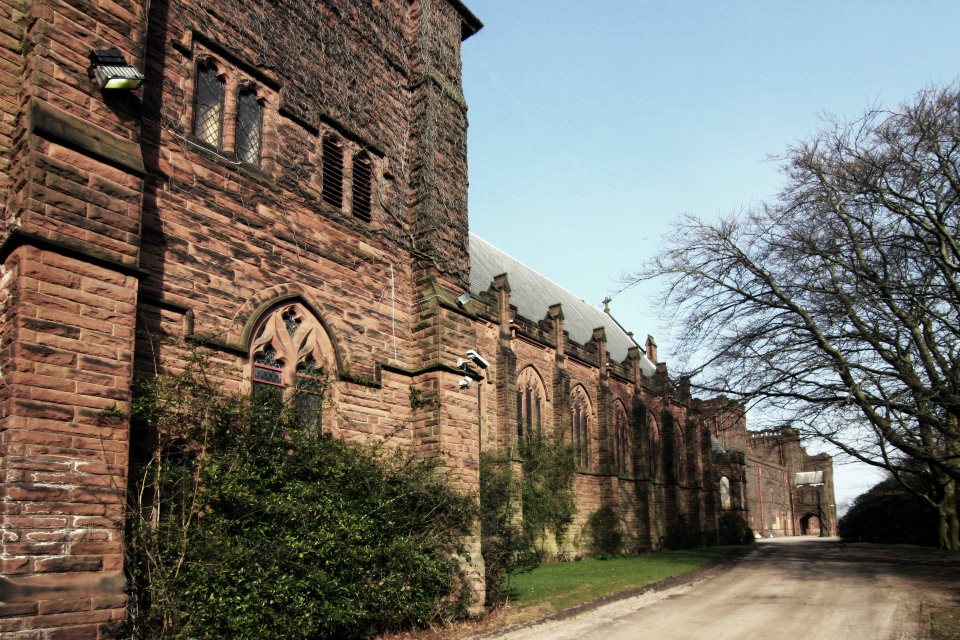 st josephs seminary Wigan