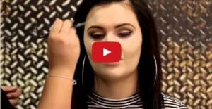 social media share for Kylie Jenner look