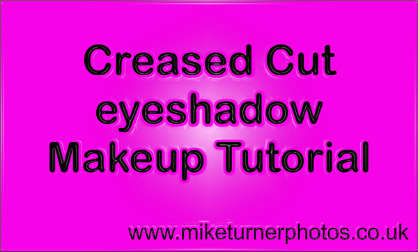creased cut makeup tutorial