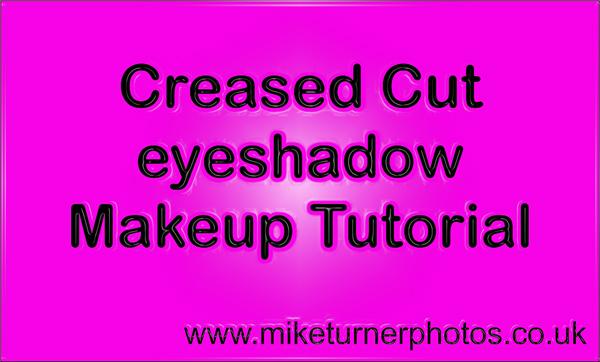 creased cut makeup tutorial