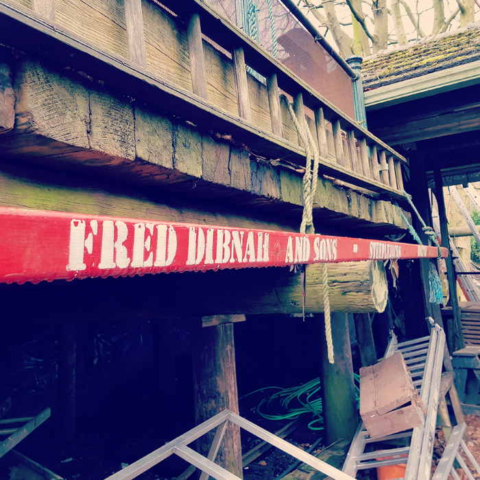 Fred Dibnah Heritage centre bolton