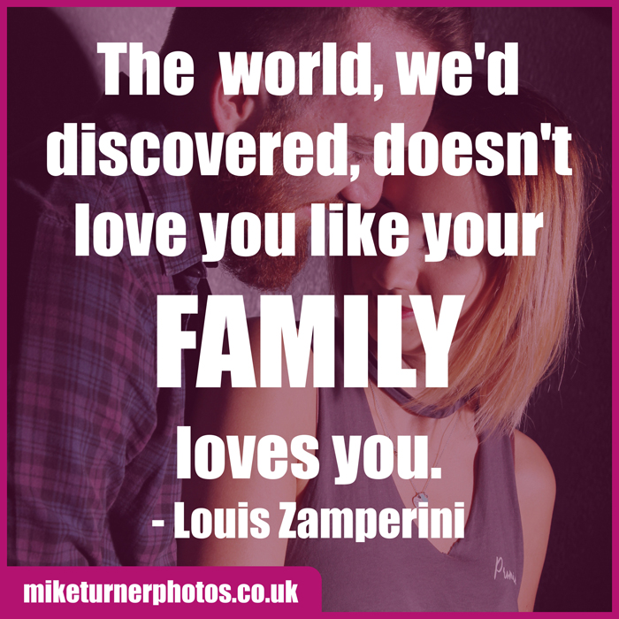 family love you most
