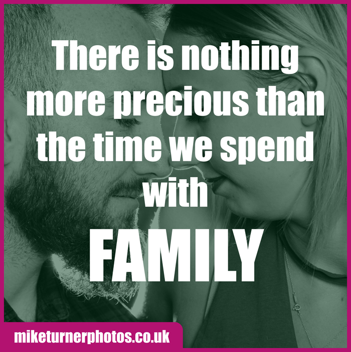 nothing more precious than family